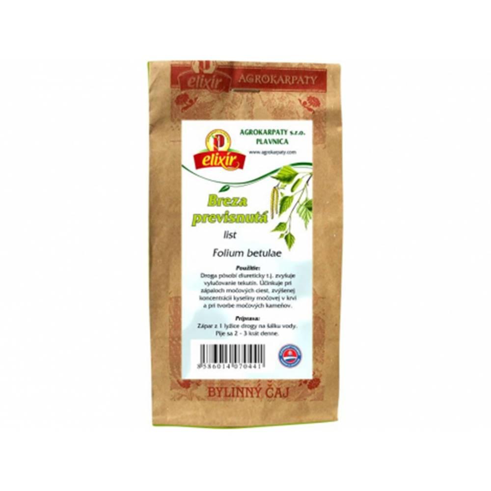 AGROKARPATY, s.r.o. Plavnica (SVK) AGROKARPATY BREZA list bylinný čaj sypaný 30 g