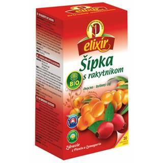 AGROKARPATY BIO Šípka s Rakytníkom ovocno - bylinný čaj 20x1,5 g (30 g)