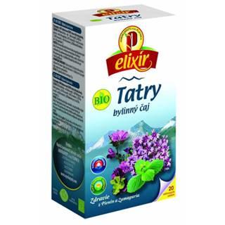 AGROKARPATY BIO Tatry bylinný čaj 20x1,5 g (30 g)