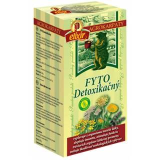 AGROKARPATY FYTO ČAJ detoxikačný, 20x2 g (40 g)