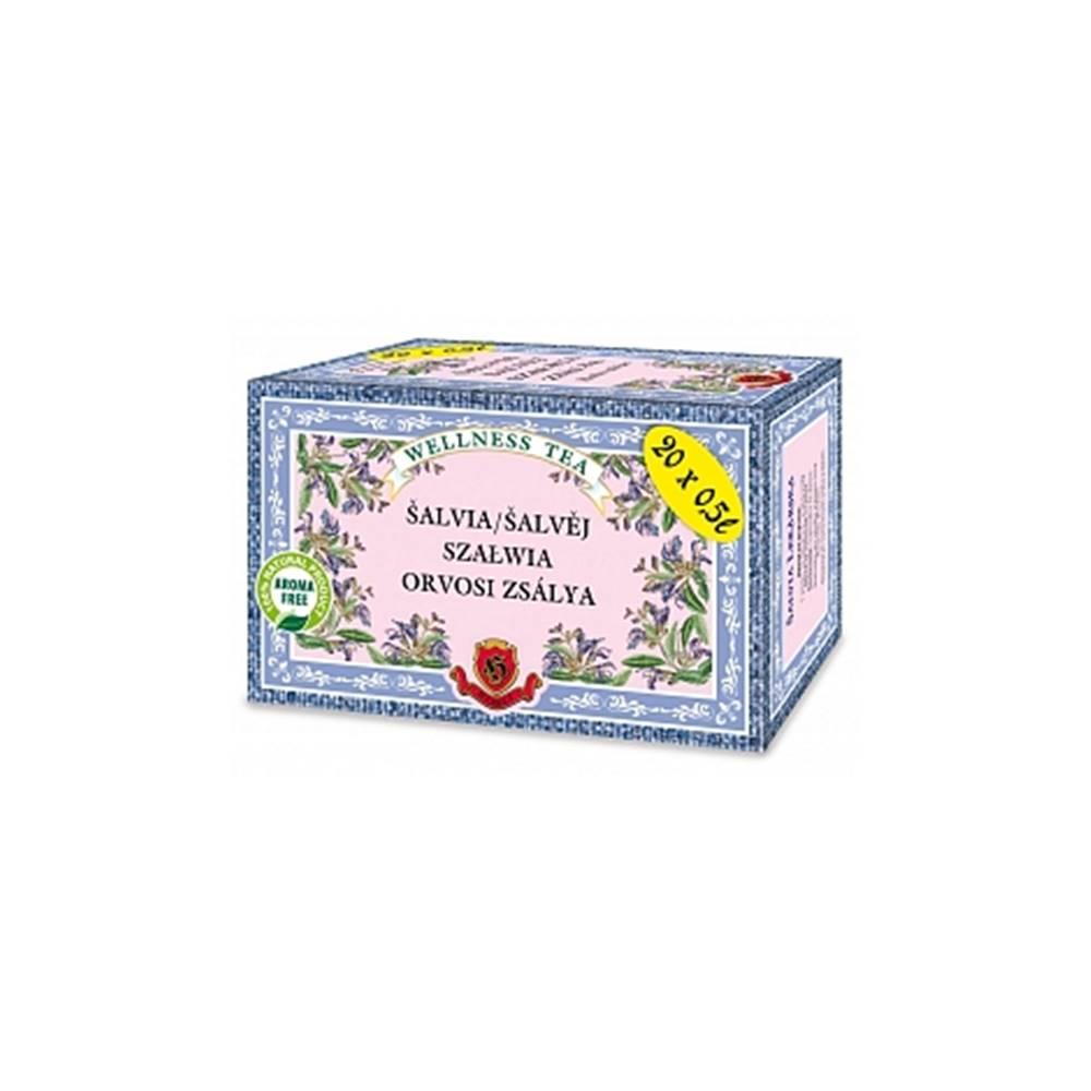 Herbex, s. r. o. Herbex Šalvia lekárska porciovaný čaj 20x3g