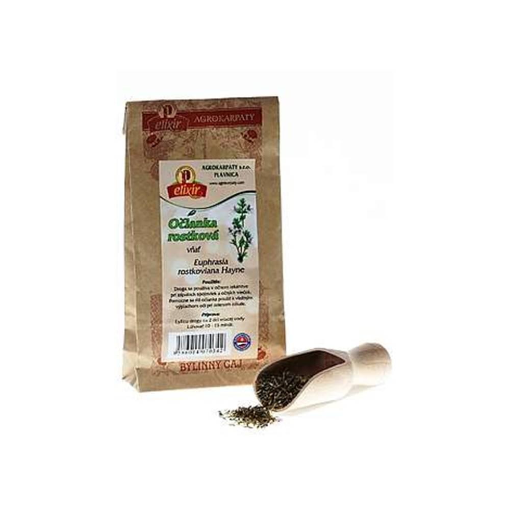 AGROKARPATY, s.r.o. Plavnica (SVK) AGROKARPATY OČIANKA ROSTKOVOVÁ vňať bylinný čaj 1x30 g