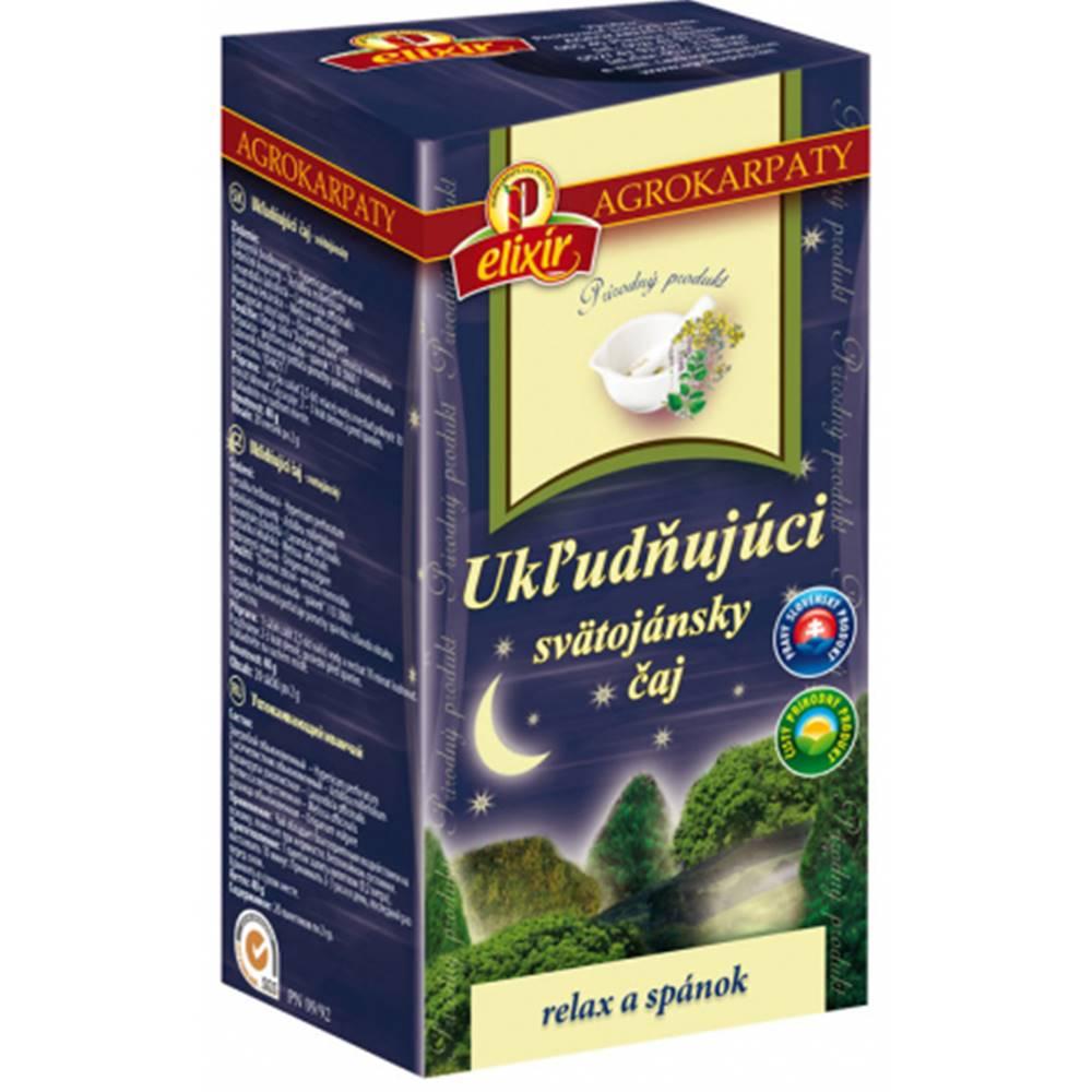 AGROKARPATY, s.r.o. Plavnica (SVK) AGROKARPATY Ukľudňujúci svätojánsky čaj bylinný 20x2 g (40 g)