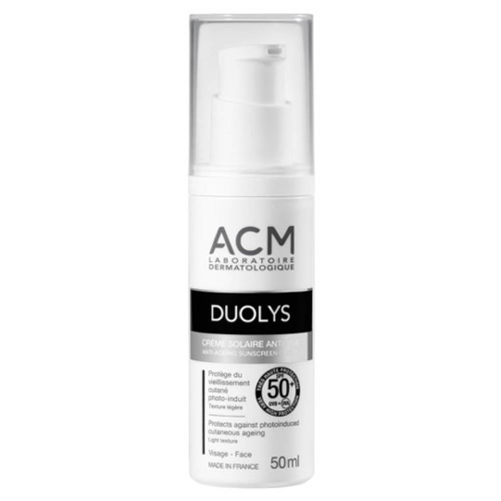 ACM ACM DUOLYS Ochranný krém proti starnutiu SPF50+ 50 ml