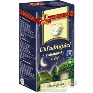 AGROKARPATY Ukľudňujúci svätojánsky čaj 20 x 2 g