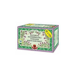 Herbex Materina dúška porciovaný čaj 20x3g