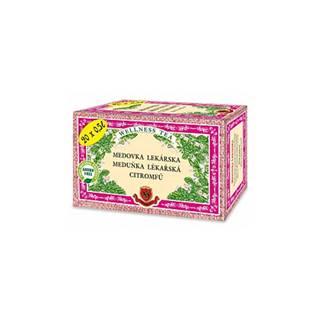 Herbex Medovka lekárska porciovaný čaj 20x3g