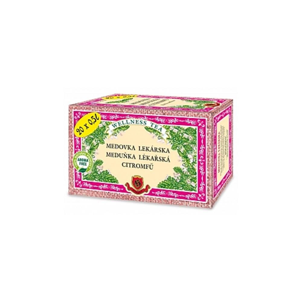 Herbex, s. r. o. Herbex Medovka lekárska porciovaný čaj 20x3g