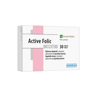 Generica Active folic 30 tbl
