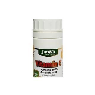 JutaVit Vitamín C (100% Ascorbic acid) prášok 160 g