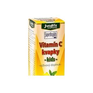 JutaVit Vitamín C kvapky kids 30 ml