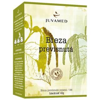 Juvamed  BREZA PREVISNUTÁ - LIST sypaný čaj 40 g