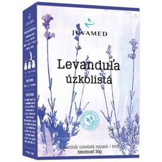 Juvamed LEVANDUĽA ÚZKOLISTÁ - KVET sypaný čaj 30 g
