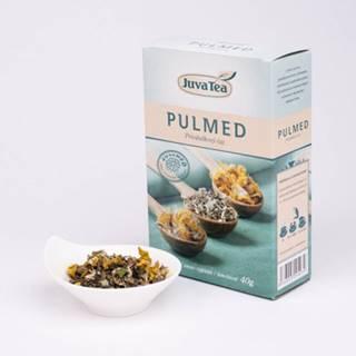 Juvamed PULMED PRIEDUŠKOVÝ ČAJ sypaný čaj 40 g