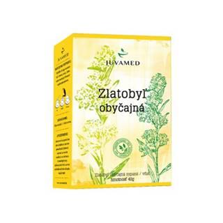 Juvamed ZLATOBYĽ OBYČAJNÁ - VŇAŤ sypaný čaj 40 g