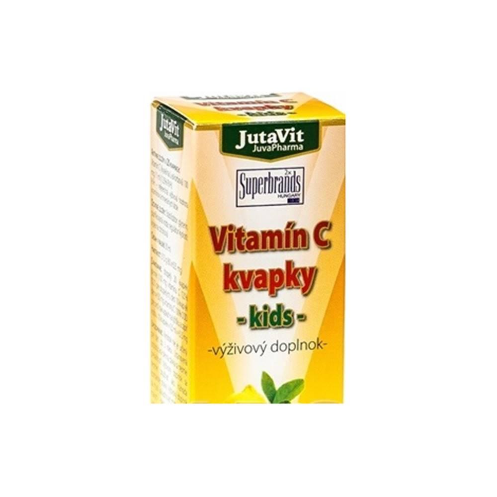 JutaVit Pharma s.r.o JutaVit Vitamín C kvapky kids 30 ml