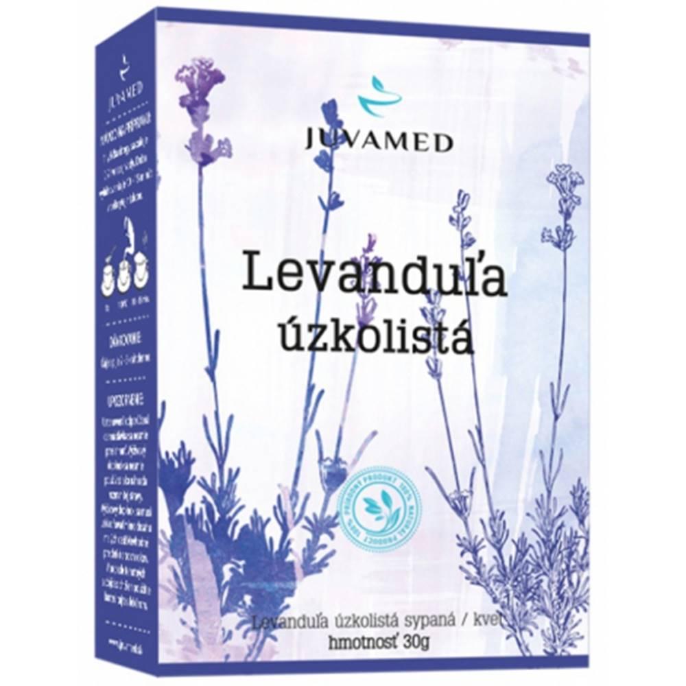Juvamed Juvamed LEVANDUĽA ÚZKOLISTÁ - KVET sypaný čaj 30 g