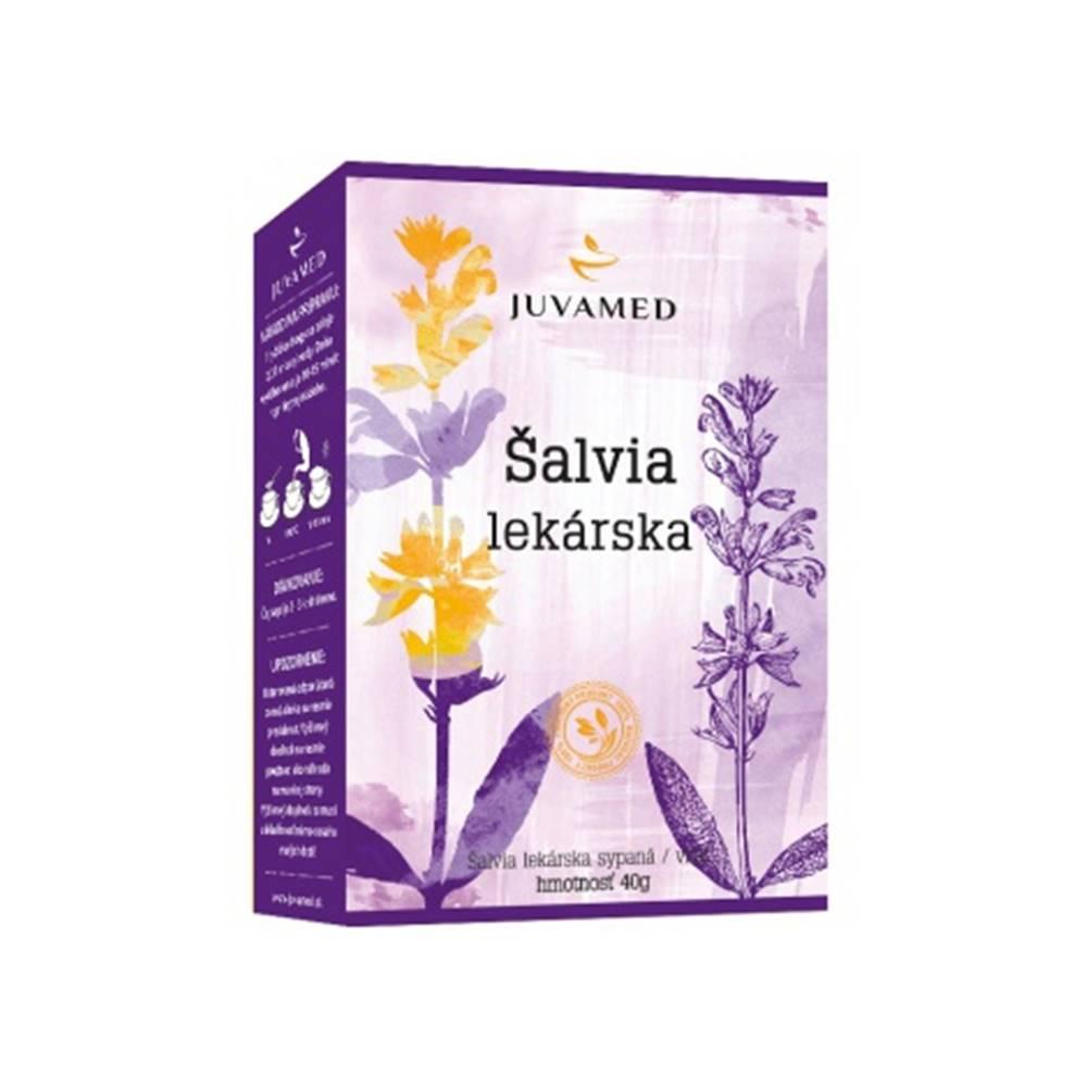 Juvamed Juvamed ŠALVIA LEKÁRSKA - VŇAŤ sypaný čaj 40 g