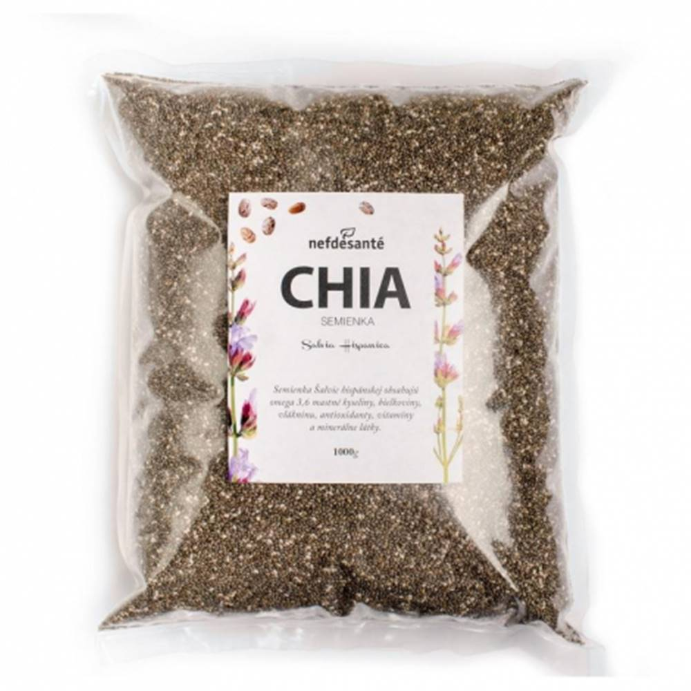 Nef de Santé, s.r.o. nefdesanté Chia semienka 500 g