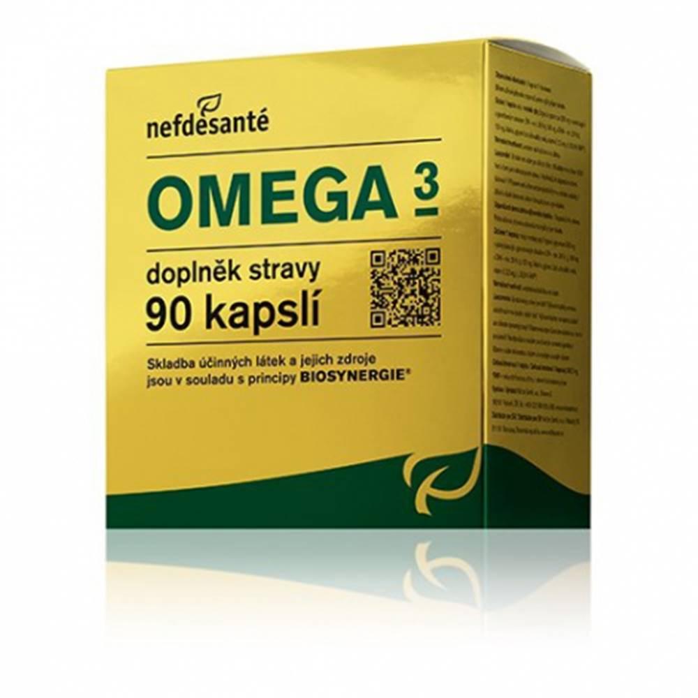 Nef de Santé, s.r.o. Nefdesanté Omega 3 90 cps