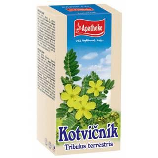 APOTHEKE Čaj Kotvičník zemný n.s.