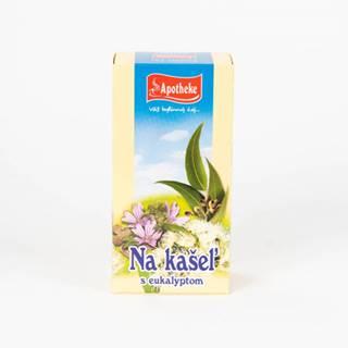 APOTHEKE Čaj na kašeľ s eukalyptom n.s.