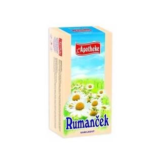 APOTHEKE Čaj Rumanček kamilkový n.s.