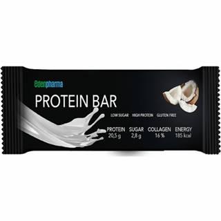 EDENPharma Protein bar kokos proteinová tyčinka 55g 1 ks