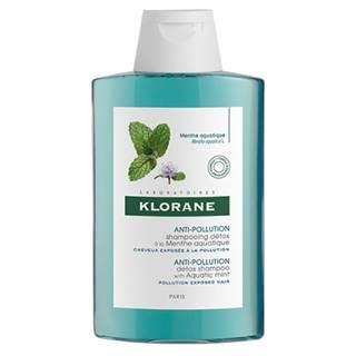 Klorane Menthe detox shampoo šampón s výťažkom z mäty vodnej 200 ml