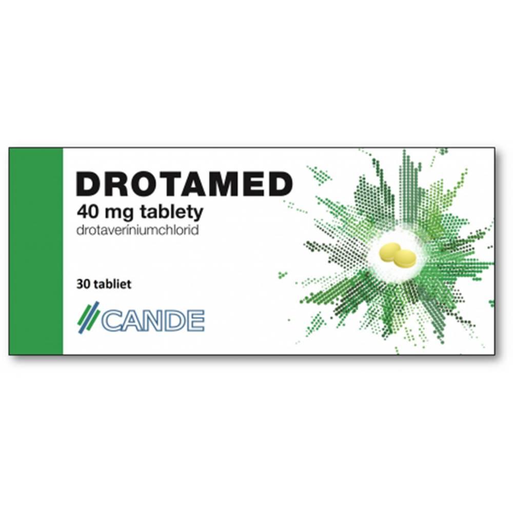 Dr. Müller Pharma s.r.o. DROTAMED 40 mg tbl 30 ks