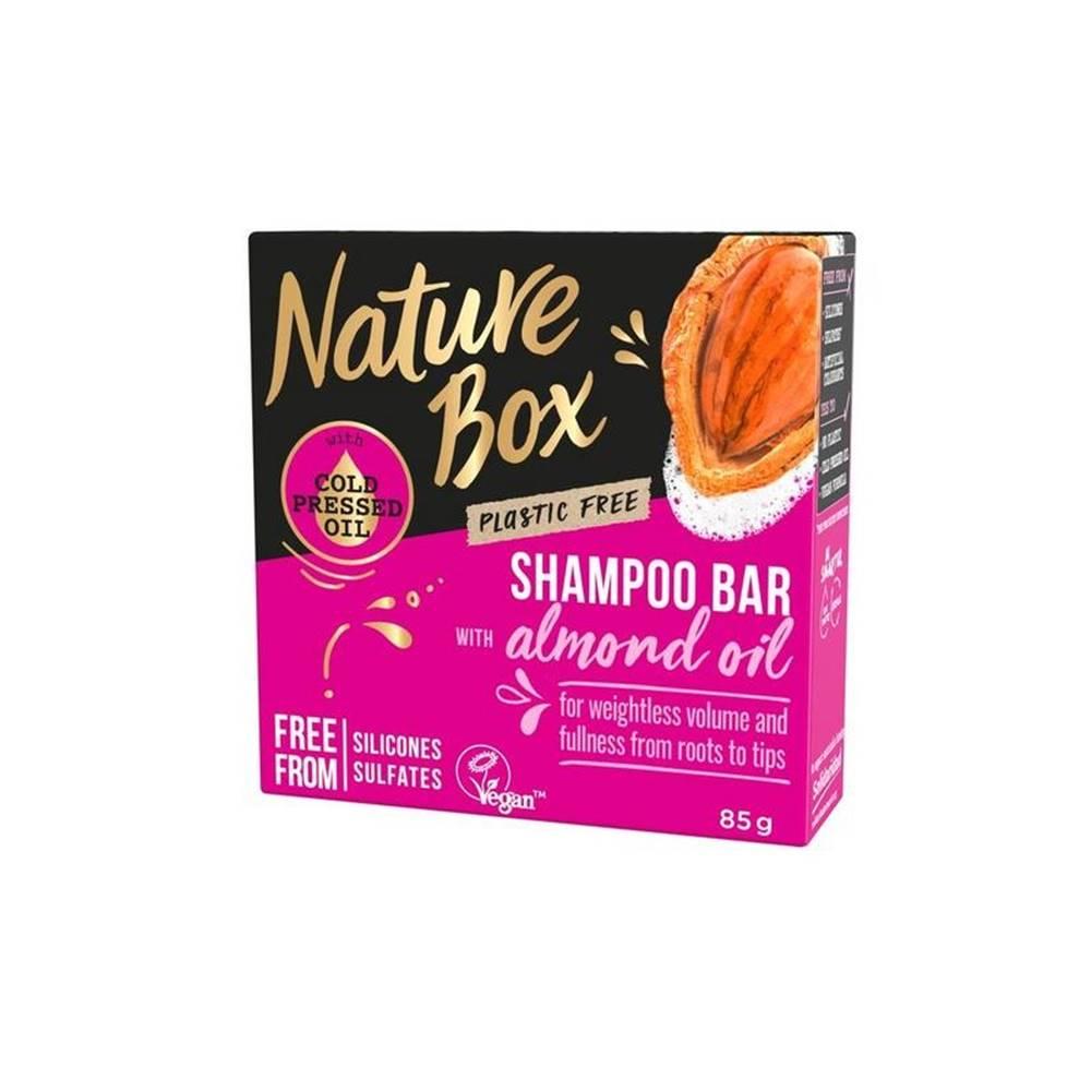 Nature Box Nature Box tuhý šampón Almond