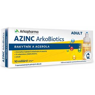 Azinc Arkobiotics Adult 7 x 10 ml