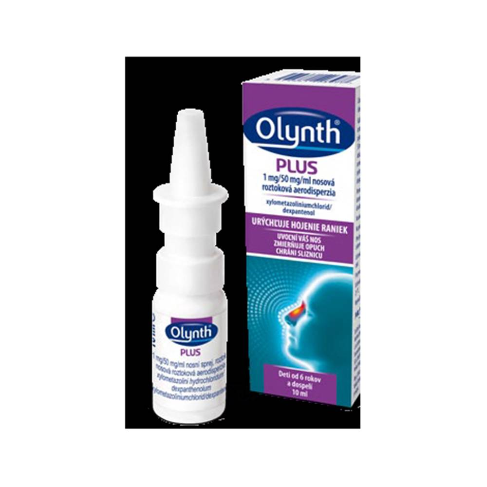 Johnson & Johnson OLYNTH PLUS 1 mg/50 mg/ml aer nao 10 ml