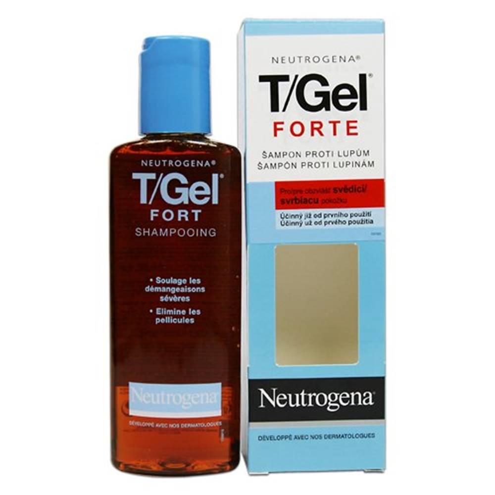 NEUTROGENA NEUTROGENA T/Gel Fort šampón proti lupinám 125 ml