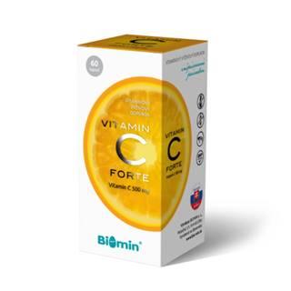 BIOMIN Vitamín C Forte 60 kapsúl