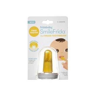 FRIDABABY SMILE Prstiačik návlek na čistenie prvých zúbkov 1 kus