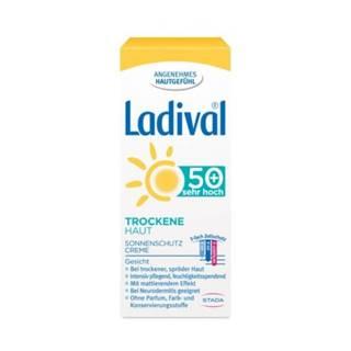 LADIVAL Krém na suchú kožu SPF50+ 50 ml