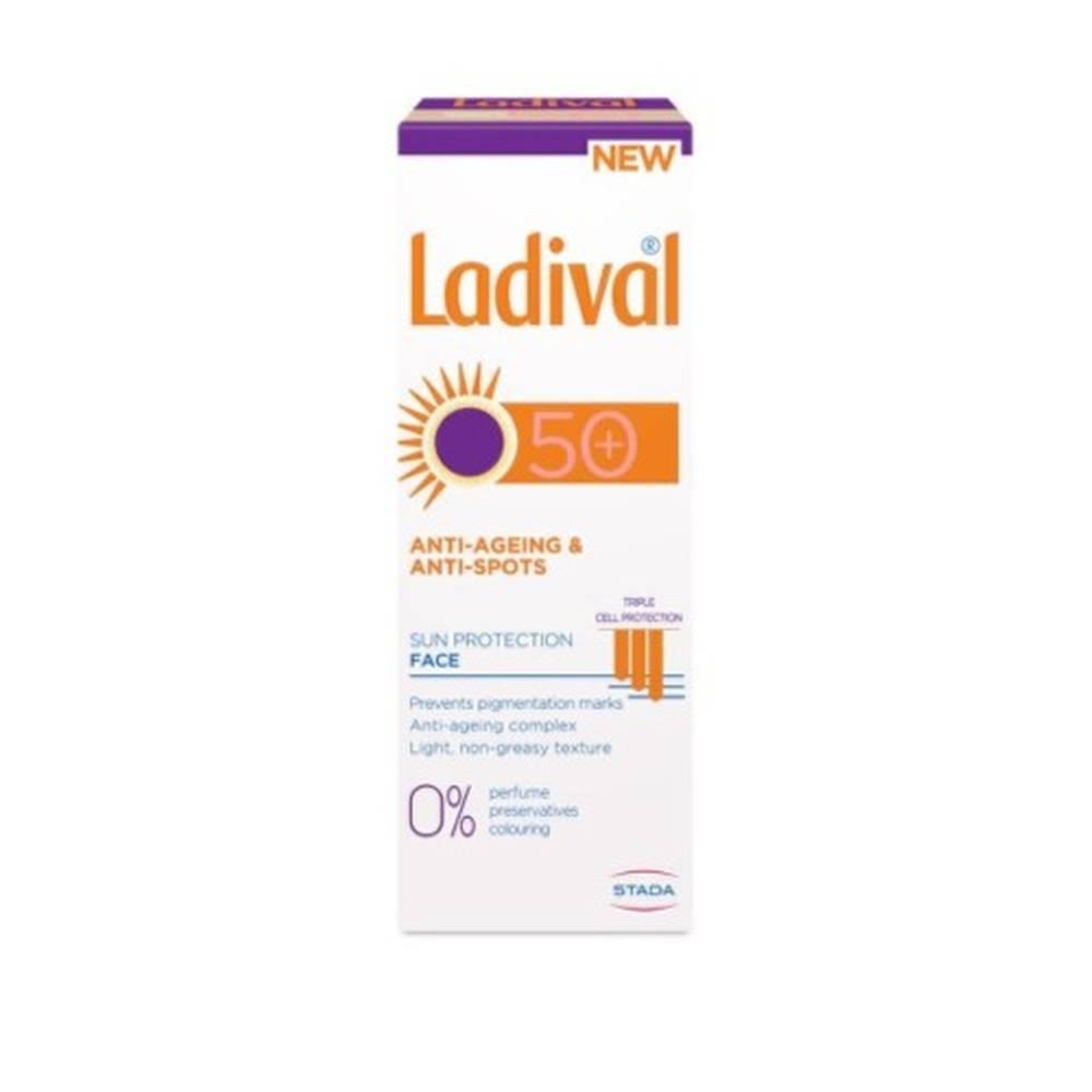 Ladival LADIVAL Anti-spot krém SPF50+ 50 ml