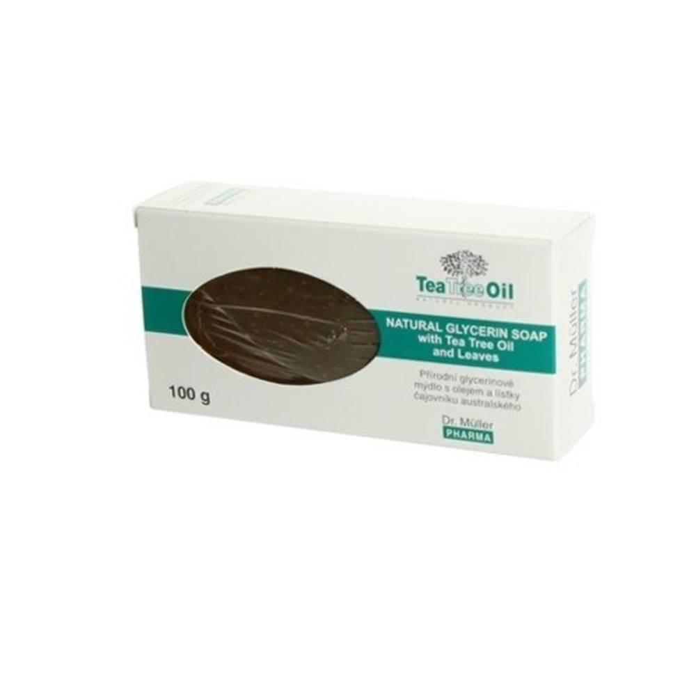 DR. MÜLLER JUVAMED Tea tree antiseptické pevné mydlo 200 g
