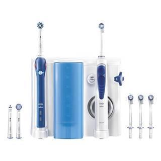 Oral B elektrická zubná kefka center (ek+oxyjet 2000)+2nh+3nh