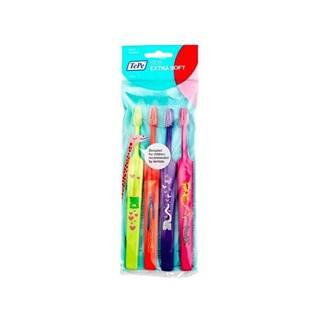 TePe Select Compact ZOO X-soft zubná kefka kids