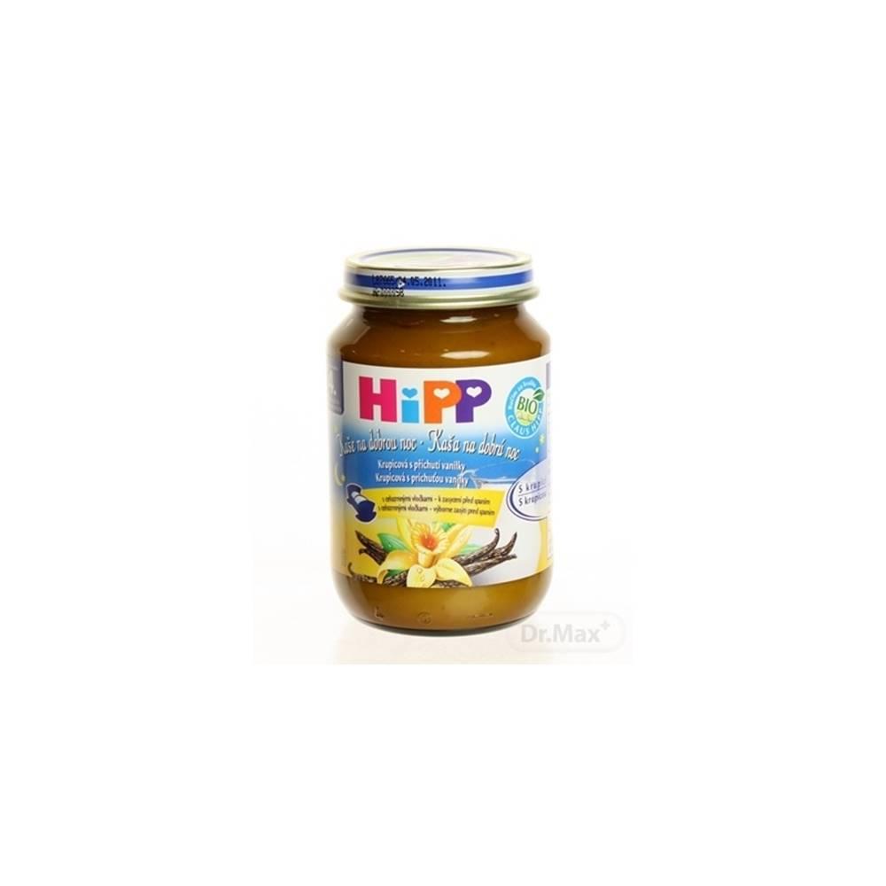 HiPP HiPP BIO Kaša na dobrú noc krupicová od uk. 4. mesiaca