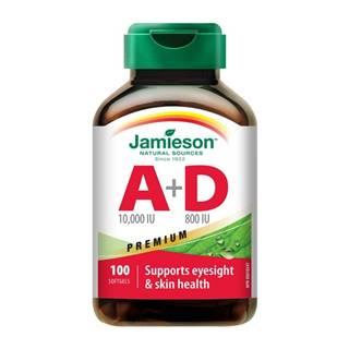 Jamieson vitamín a + d premium