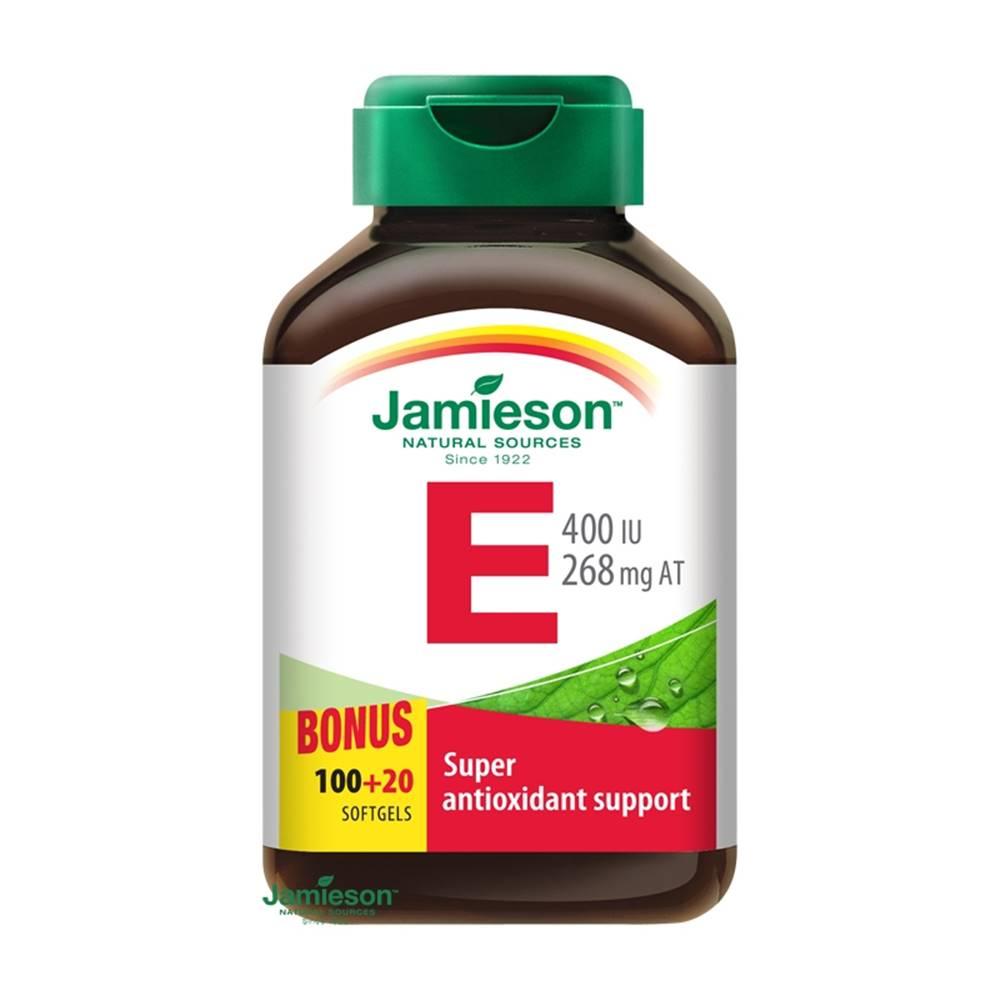 Jamieson Jamieson vitamín e 400iu