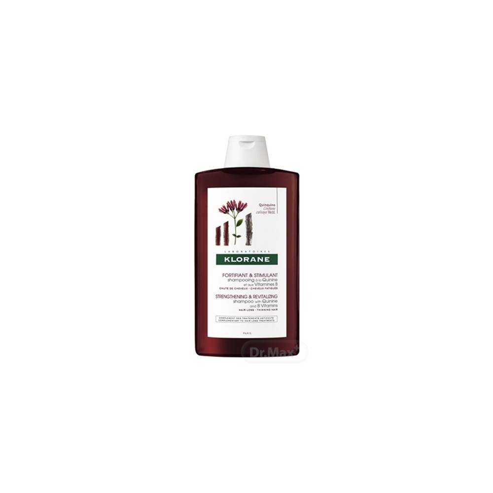 Klorane Klorane Shampooing À la quinine et aux vitamines b