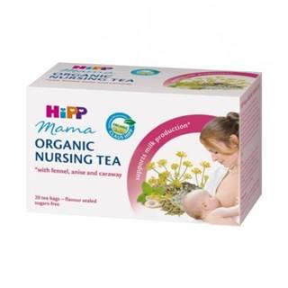 HiPP Mama BIO čajj pro dojčiace matky 20 x 1,5 g