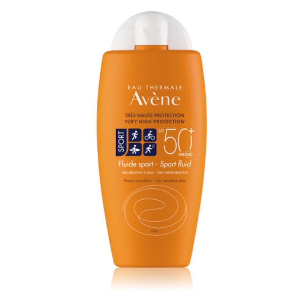 AVENE EAU THERMALE AVENE Sport fluid SPF 50+ pre citlivú pleť 100 ml