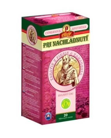 AGROKARPATY Cyprián bylinkový čaj pri nachladnutí 20 x 2 g