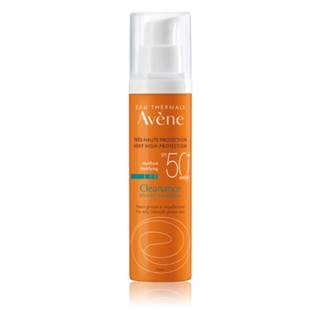 AVENE Cleanance slnečná ochrana SPF 50+ pre citlivú pleť 50 ml