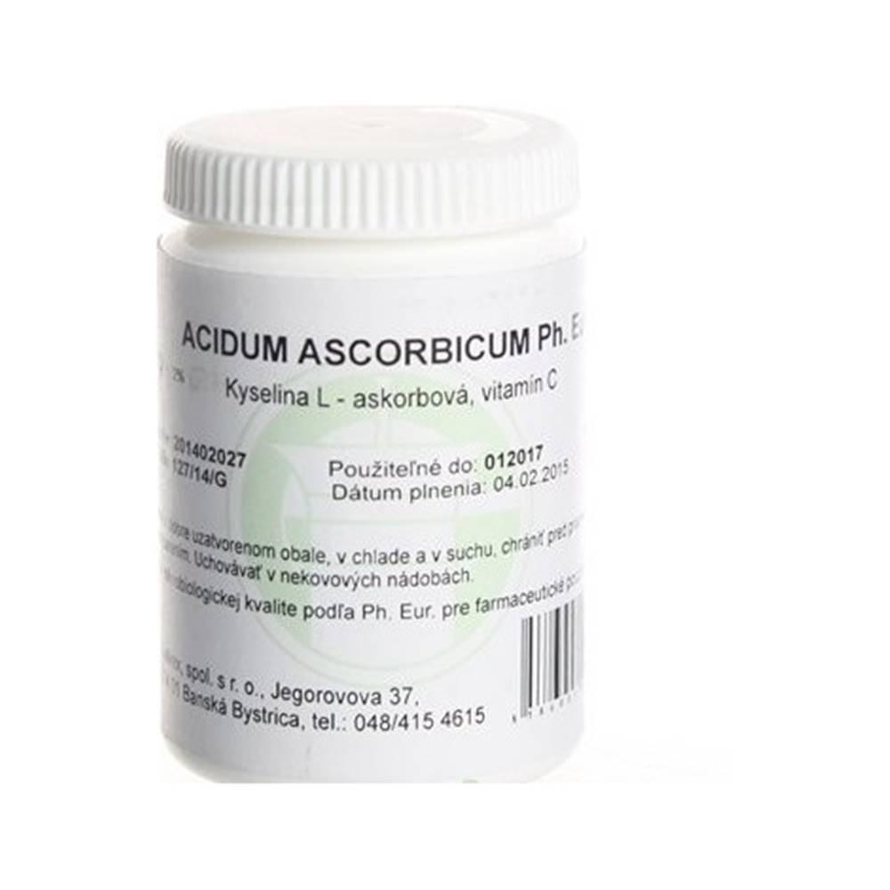 Galvex s.r.o. ACIDUM ASCORBICUM Ph.Eur. - GALVEX prášok 100 g
